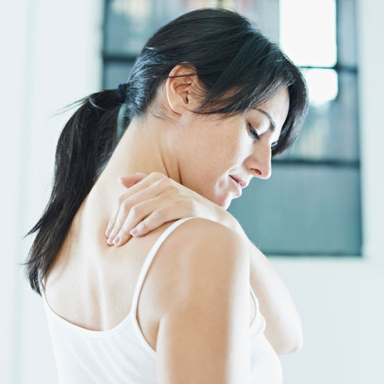 Shoulder Pain Relief | Acupuncture Chicago
